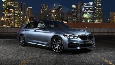 2017 BMW 540i M Sport Wallpaper | HD Car Wallpapers | ID #7624