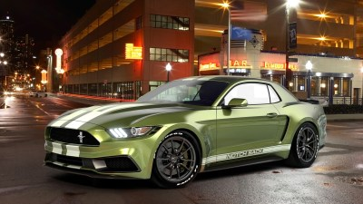 2017 Ford Mustang NotchBack Design 3 Wallpaper | HD Car Wallpapers | ID #7634