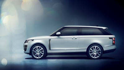 2018 Range Rover SV Coupe 4K Wallpaper | HD Car Wallpapers | ID #9709