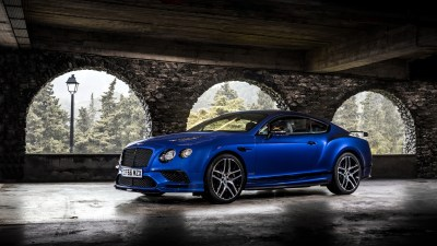 Bentley Continental Supersports 4K Wallpaper | HD Car Wallpapers | ID #7619