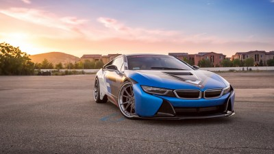 Vorsteiner BMW i8 VR E 4K Wallpaper | HD Car Wallpapers | ID #6548