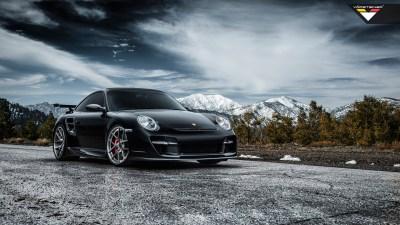Vorsteiner Porsche 997 V RT Edition 911 Turbo Wallpaper | HD Car Wallpapers | ID #4477