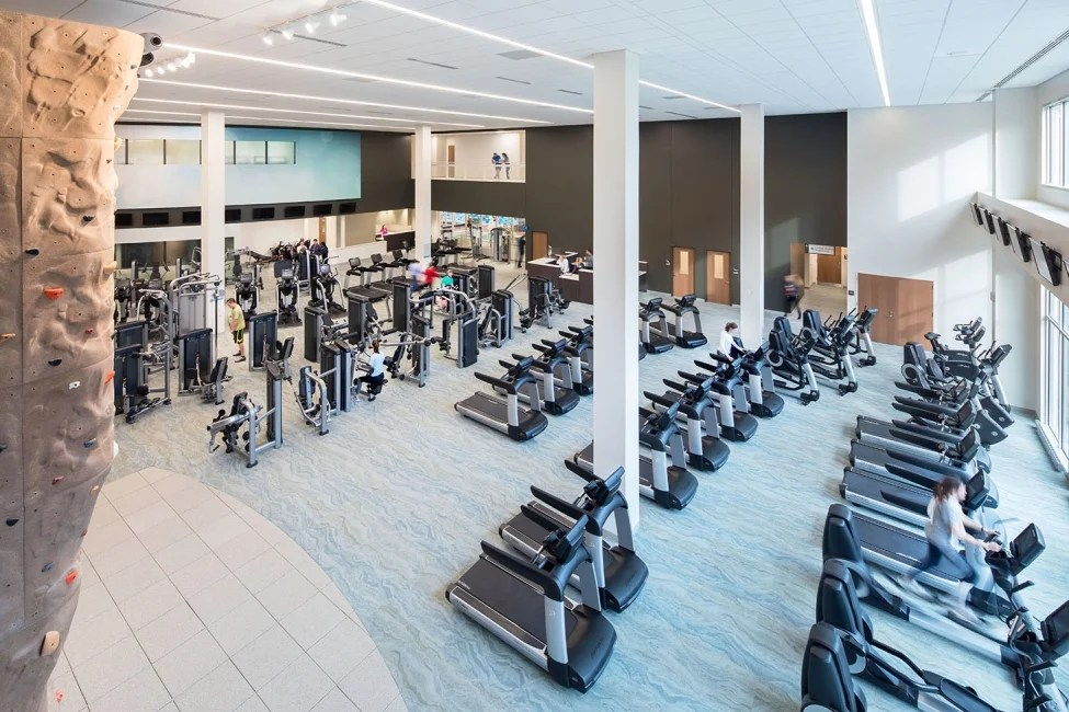 Valley Health LifeStyles Center for Health & Wellness | HDR