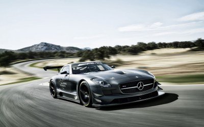 Mercedes-Benz SLS AMG Wallpapers, Pictures, Images
