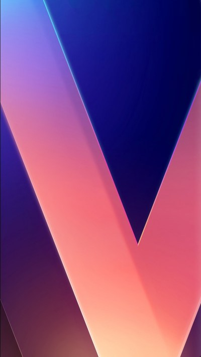 3D Letter V LG V30 Stock Wallpapers | HD Wallpapers | ID #24000