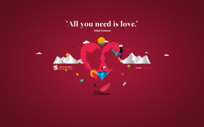 All You Need is Love Wallpapers | HD Wallpapers | ID #10741