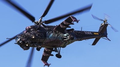 Attack Helicopter Mil Mi 24 Wallpapers   HD Wallpapers   ID #18667