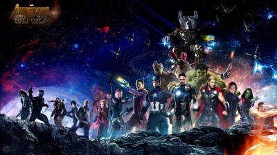 Avengers Infinity War Superheroes 4K Wallpapers   HD Wallpapers   ID #22423