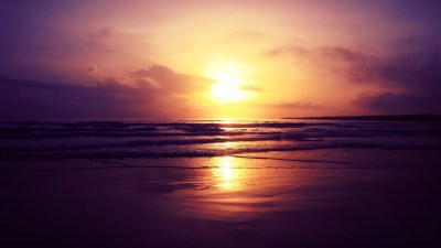 Beach Sunset Wallpapers | HD Wallpapers | ID #13158