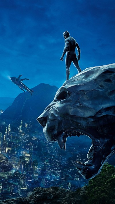 Black Panther 2018 4K 8K Wallpapers | HD Wallpapers | ID #23011