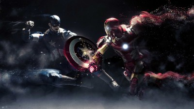Captain America Vs Iron Man Wallpapers   HD Wallpapers   ID #16342