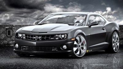 Chevrolet Camaro SS Wallpapers | HD Wallpapers | ID #9491