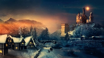 Christmas Winter Wallpapers | HD Wallpapers | ID #14153