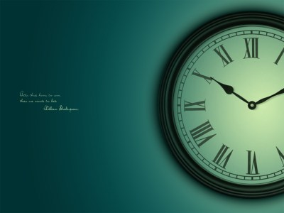 Clock Wallpapers | HD Wallpapers | ID #12152