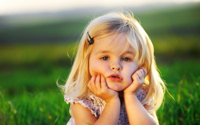 Cute Little Baby Girl Wallpapers | HD Wallpapers | ID #9651