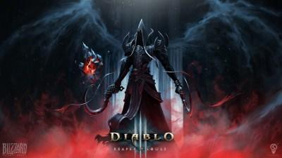 Diablo 3 Reaper of Souls Wallpapers   HD Wallpapers   ID #13161