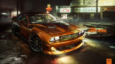 Dodge Challenger RT 4K Wallpapers | HD Wallpapers | ID #17356