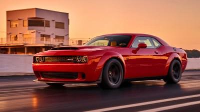 Dodge Challenger SRT Demon 2018 HD Wallpapers | HD Wallpapers | ID #20864