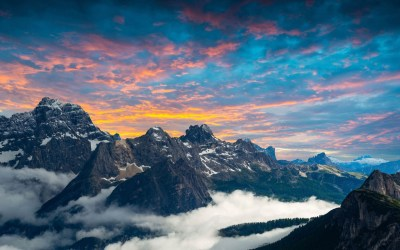 Dolomites Mountains 4K Wallpapers | HD Wallpapers | ID #22785
