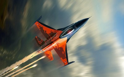 F 16 Fighting Falcon Fighter Aircraft Wallpapers | HD Wallpapers | ID #11798