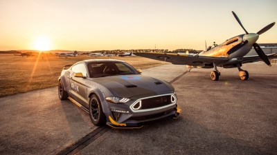 Ford Eagle Squadron Mustang GT 2018 4K Wallpapers   HD Wallpapers   ID #24957