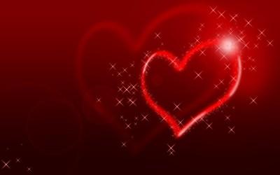 Glittering Heart Wallpapers | HD Wallpapers | ID #6575
