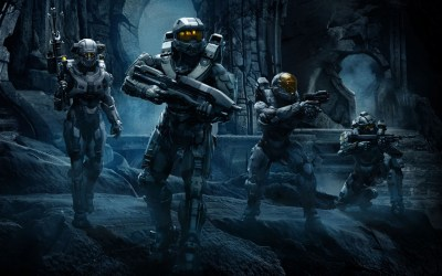 Halo 5 Guardians Team Chief Wallpapers | HD Wallpapers | ID #14625