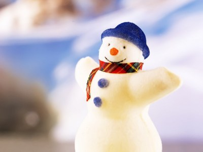 Happy Snowman Christmas Wallpapers | HD Wallpapers | ID #4772