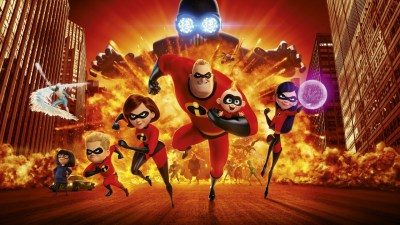 Incredibles 2 Animation 4K 8K Wallpapers | HD Wallpapers | ID #24469