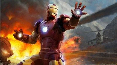Iron Man HD Game Wallpapers | HD Wallpapers | ID #1626