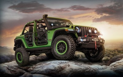 Jeep Wrangler Unlimited Rubicon Moparized 2018 4K Wallpapers | HD Wallpapers | ID #22413