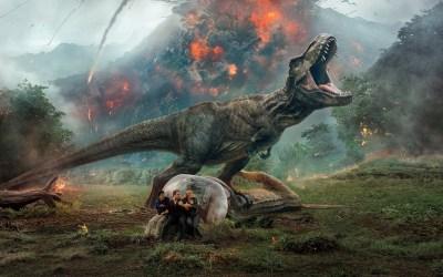 Jurassic World Fallen Kingdom 2018 4K 8K Wallpapers | HD Wallpapers | ID #23698