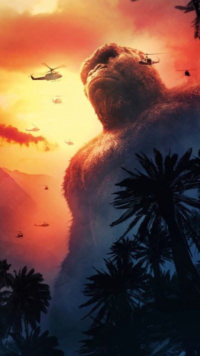 Kong Skull Island 4K 2017 Wallpapers | HD Wallpapers | ID #19801