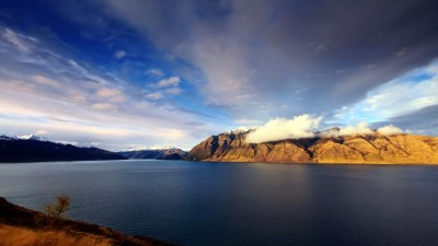 Lake Hawea New Zealand Wallpapers | HD Wallpapers | ID #9446