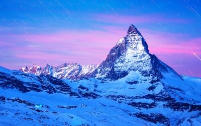Matterhorn Mountain Europe Wallpapers | HD Wallpapers | ID #18061