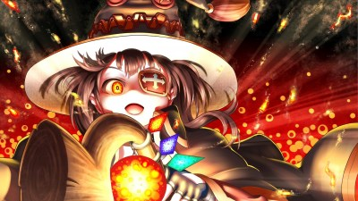 Megumin Anime 4K Wallpapers   HD Wallpapers   ID #17113