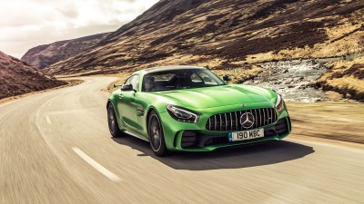 Mercedes AMG GT R 4K Wallpapers | HD Wallpapers | ID #20315