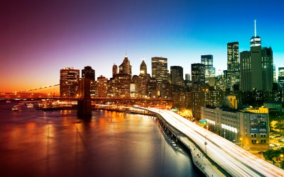 New York City Manhattan Bridge Wallpapers | HD Wallpapers | ID #17578