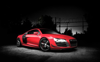 Red Audi R8 GT Wallpapers | HD Wallpapers | ID #11847