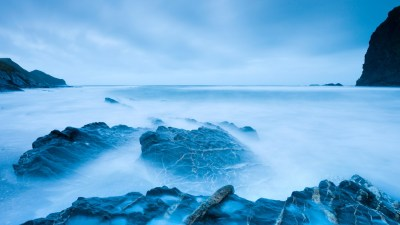 Rocky Beach Nokia 6 Wallpapers | HD Wallpapers | ID #24152