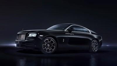Rolls Royce Wraith Black Badge Geneva 2016 Wallpapers | HD Wallpapers | ID #17214