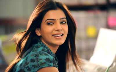 Samantha in Eega Movie Wallpapers | HD Wallpapers | ID #11569