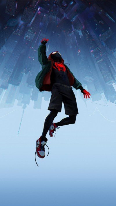 Spider-Man Into the Spider-Verse Wallpapers   HD Wallpapers   ID #24421