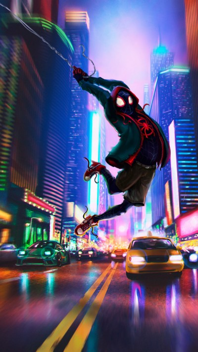 Spider-Man Into the Spider-Verse 4K Wallpapers | HD Wallpapers | ID #27772