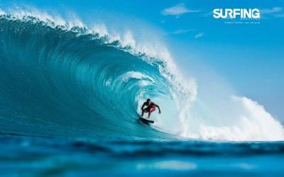 Surfing in Teahupoo Tahiti Wallpapers | HD Wallpapers | ID #1481