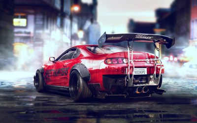 Toyota Supra Sports car Wallpapers | HD Wallpapers | ID #20356
