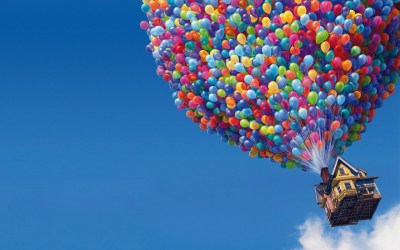 UP Movie Balloons House Wallpapers | HD Wallpapers | ID #9649