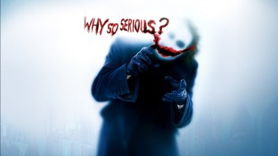 Why So Serious Wallpapers | HD Wallpapers | ID #10140