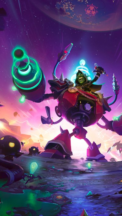 The Boomsday Project Wallpapers - Desktop & Mobile Versions, High Quality (HD) - Hearthstone Top ...