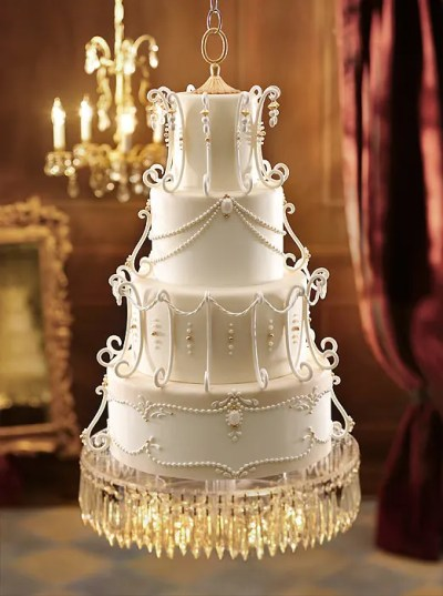 Four cakes for Kate Middleton and Prince William's wedding